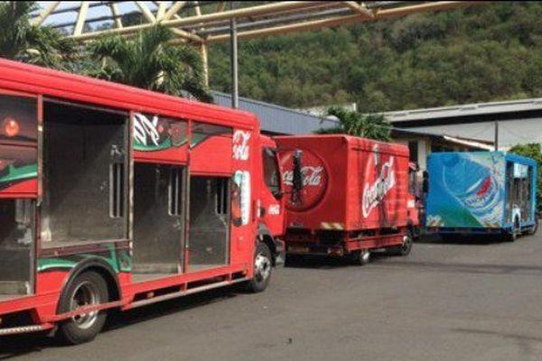 4ème jour de grève pour la Brasserie de Tahiti