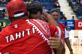 volley hommes samoa
