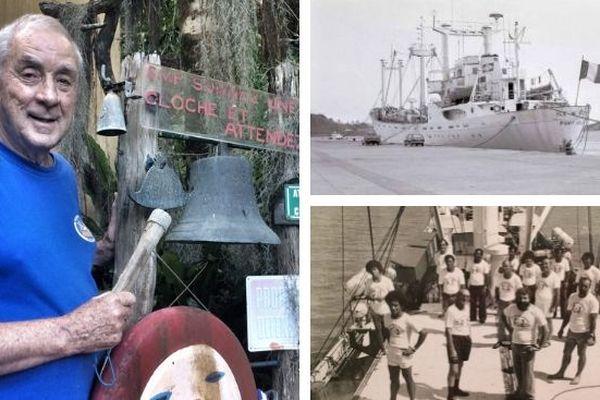 Île de lumière : Michel Cordier, l'armateur du cargo