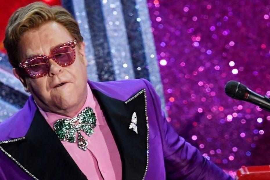 Atteint d'une pneumonie, Elton John interrompt son concert en Nouvelle-Zélande - Polynésie la 1ère