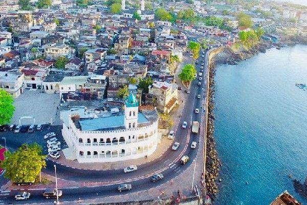 Moroni, capitale des Comores