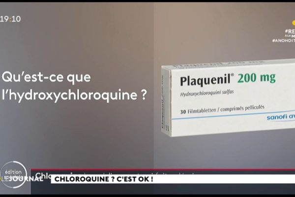 La chloroquine sera utilisée en Polynésie