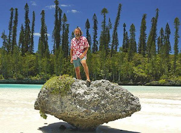 Antoine en Nouvelle-Calédonie