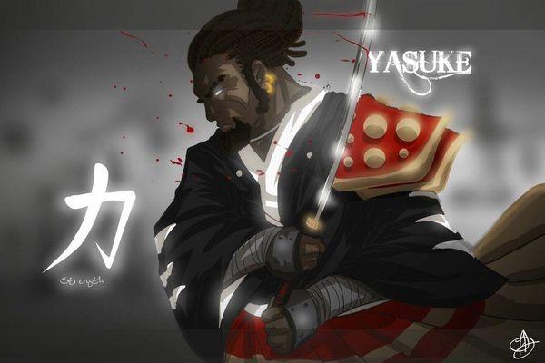 Yasuké