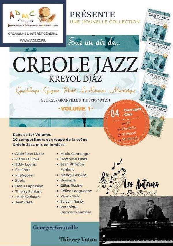 Creole Jazz de Georges Granville et Thierry Vaton