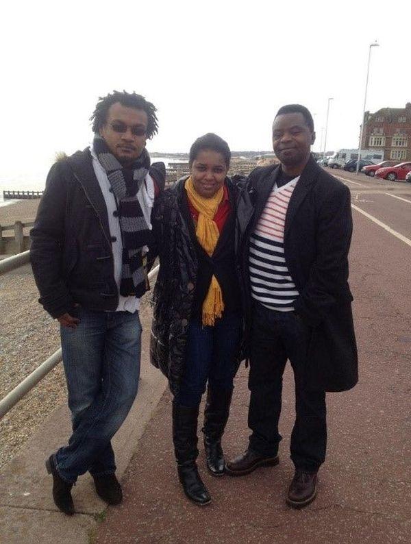 Londres, avec Anyme Abdallah, la diva de Labattoir