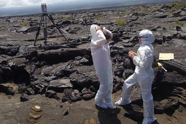 Les champs de lave de Big island, terrain d'expérimentation privilégié pour la NASA