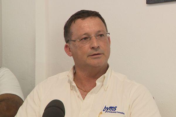 Byms présente un projet 100% calédonien pour le rachat de Vale NC