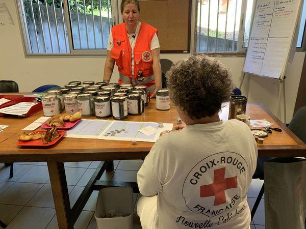 collecte croix-rouge