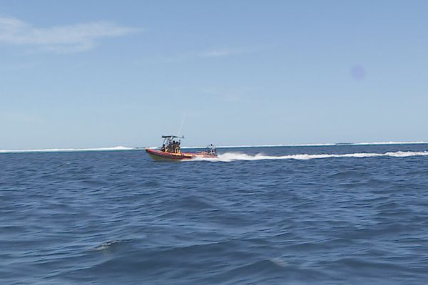 Les habitants du fenua Aihere veulent une réglementation de la vitesse des bateaux