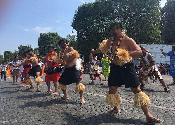 Pacifique Carnaval Tropical