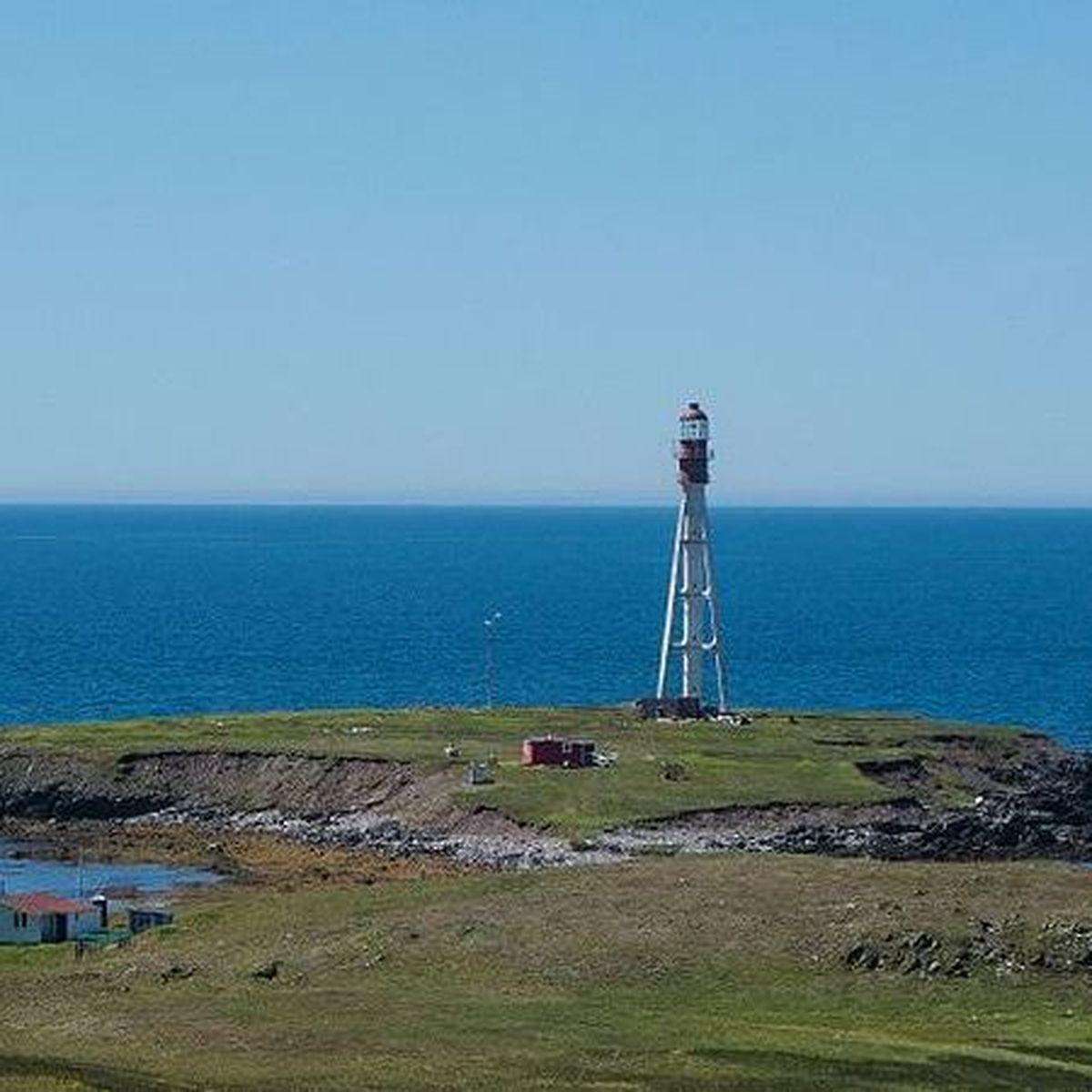 La lentille du phare de Pointe Plate toujours exposée au musée de l'Arche