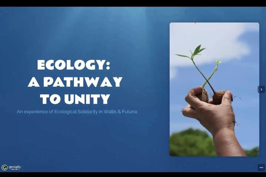 Ecologie de la réconcilitation : Mariapolis Wallis présente son projet au Vatican - Wallis-et-Futuna la 1ère