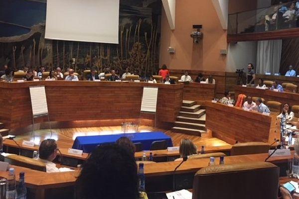 Région réunion novembre 2017