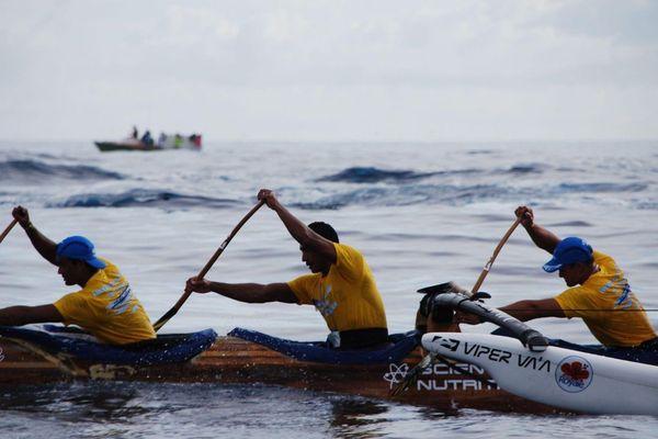 Retour sur le marathon va'a Polynésie 1ère