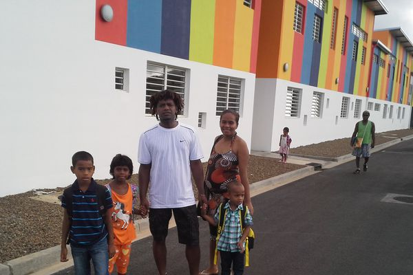 Ecole primaire Delarcherie-Rolly à Dumbéa.