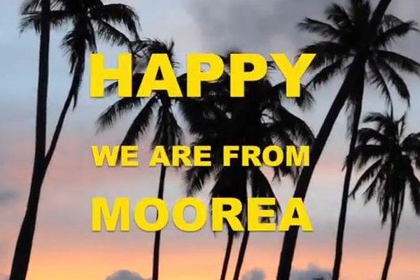 happy Moorea