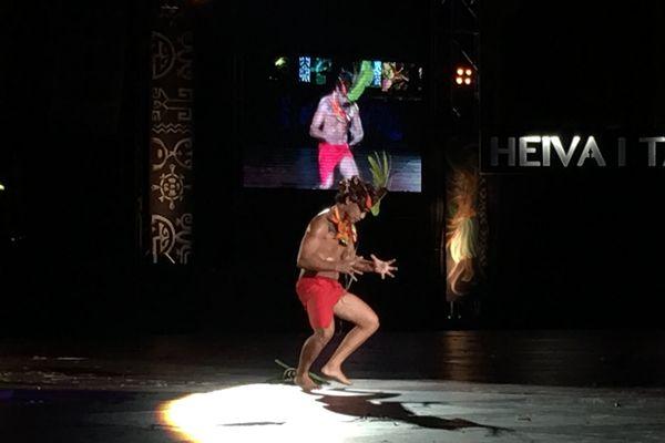 Le meilleur danseur de Hi'o-atea
