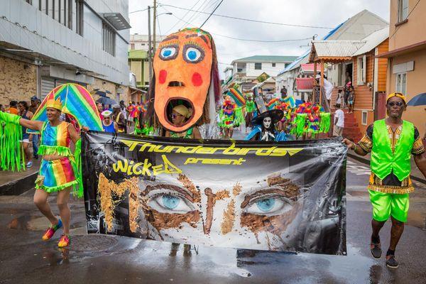 Dominique carnaval