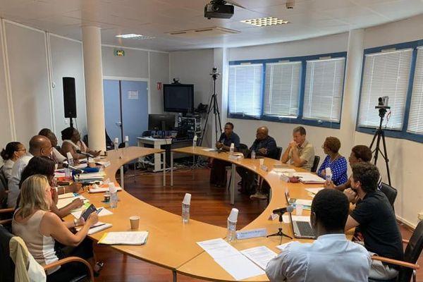 Commission d'enquête Chlordécone en Guadeloupe