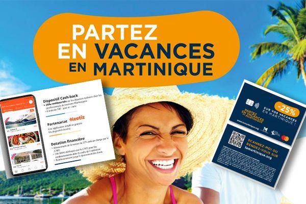 Partez en vacances en Martinique