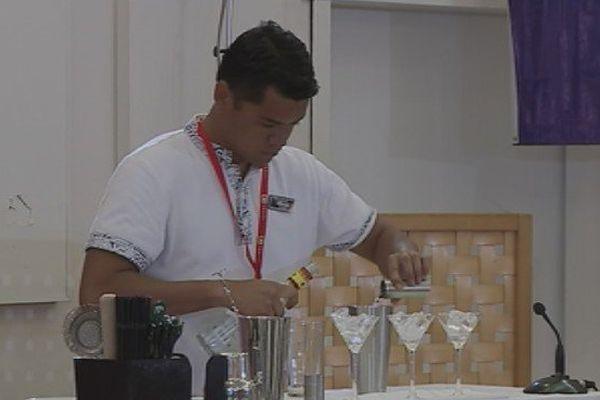 Le concours du meilleur barman de Polynésie est de retour !