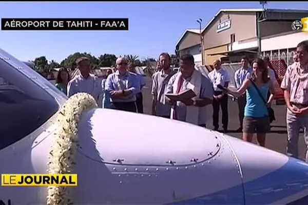 Air Tetiaroa prend son envol