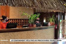 Prestataires à Bora Bora : «  On va essayer de tenir ! »
