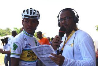 Interview de Loïc John champion de Guyane