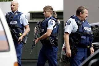 attentat Christchurch