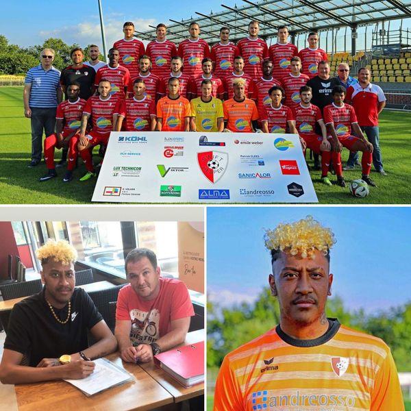 Le Calédonien vient de signer dans un gros club luxembourgeois