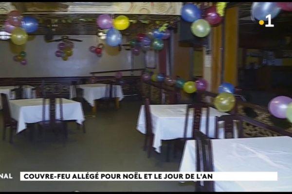 Couvre-feu : les restaurateurs ne sont pas à la fête