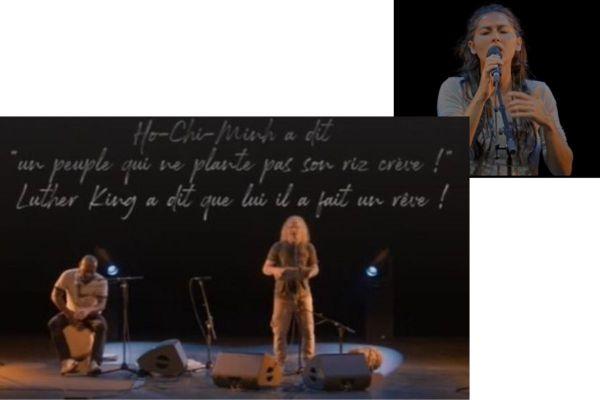 Ann O'Aro & Danyel Waro : Deux voix du Maloya
