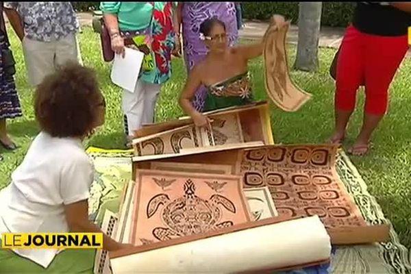 L'art ancestral du tapa