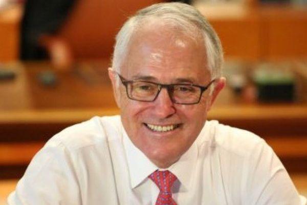 Malcolm Turnbull. Australie