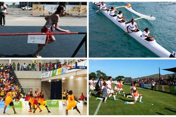 PNG 2015 : un point sur les medialles tahitiennes - 05 07 2015