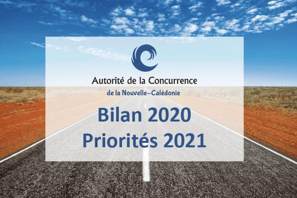 Autorité de la concurrence : bilan 2020 et priorités pour 2021