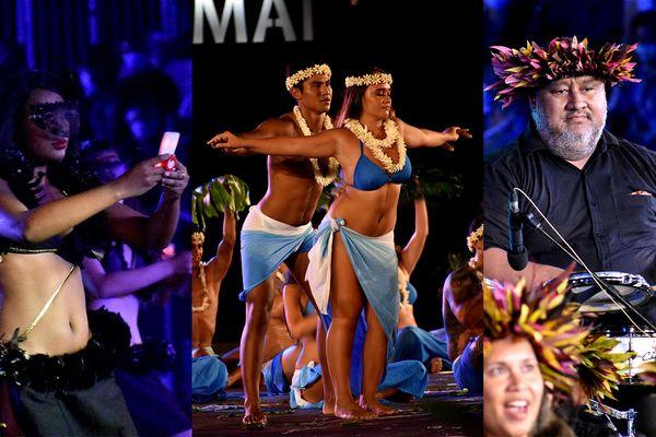Troisième soirée Tahiti Ti'a Mai