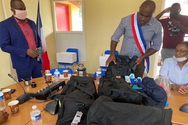 Salimou Ali Minihadji, adjoint aux sports de Tsingoni