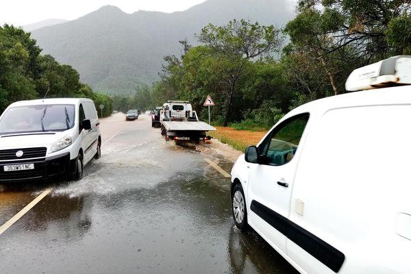 Inondations, rivières en crue… La circulation vivement déconseillée dans certaines communes