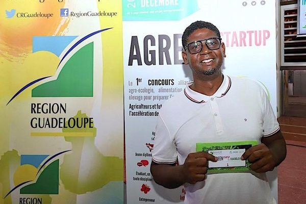 Remise du prix Agreen Startup