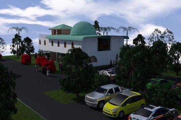 projet de mosquée en Guadeloupe