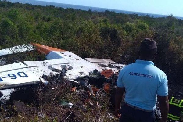 crash aérien Moroni