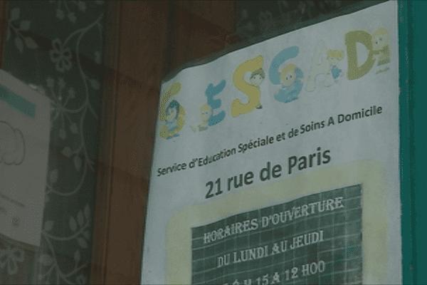 40 ans de l'association d'aide aux handicapés : le sessad