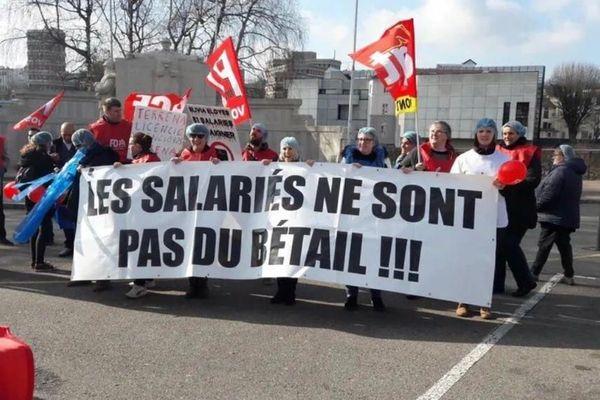 Salariés d'Elivia