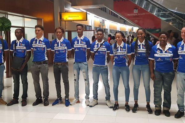 Sélection cycliste de Martinique