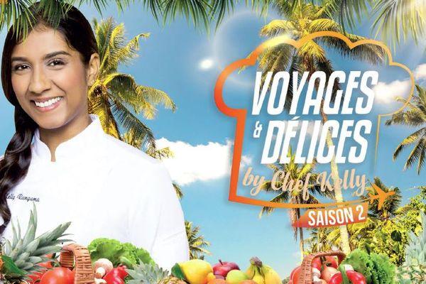 voyages delices kelly rangama saison 2