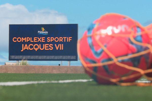 Nouveau complexe sportif Jacques VII