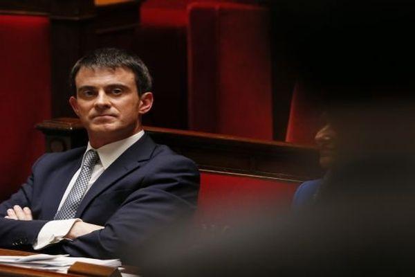 Valls Assemblée nationale