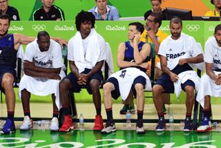 Basket défaite Rio